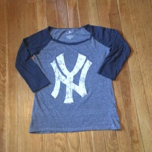 Tops - Baseball shirt